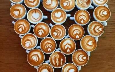 (4M) لصنع فنجان قهوة متميز