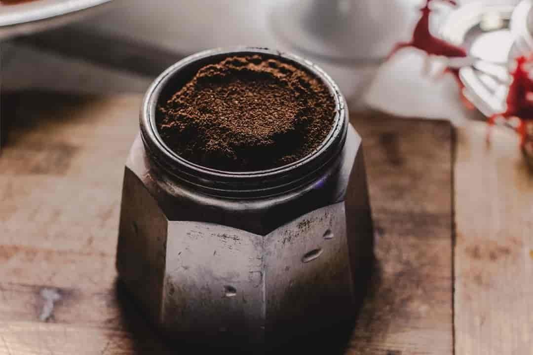 أصل القهوة