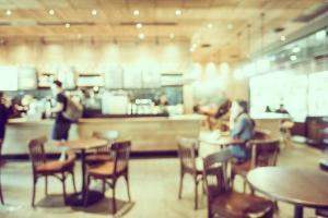 انشاء مقهى