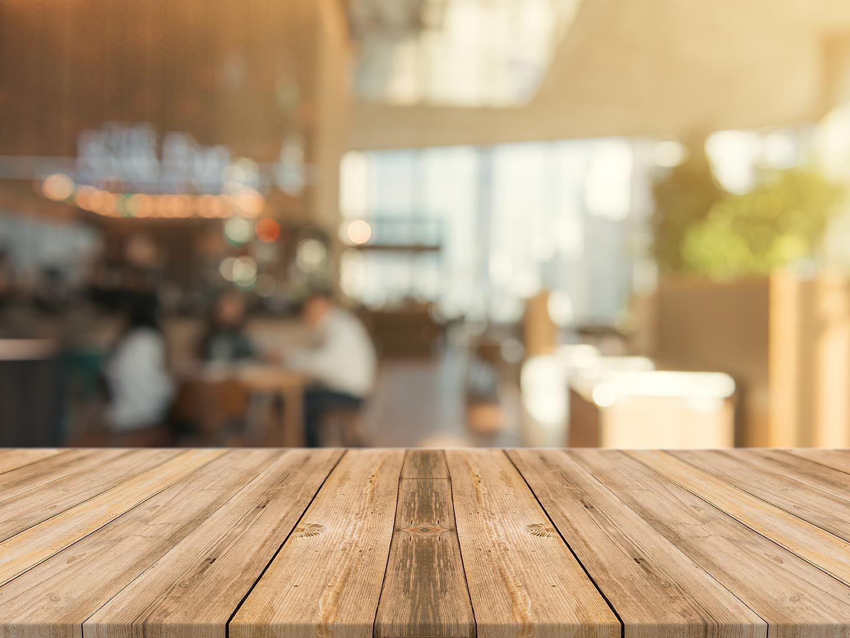 ديكور مقهى