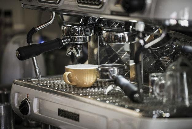 "قهوة اسبريسو ""بوكو ما بونو"""